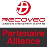Partenaire Alliance - laboratoire de récupération de données RECOVEO